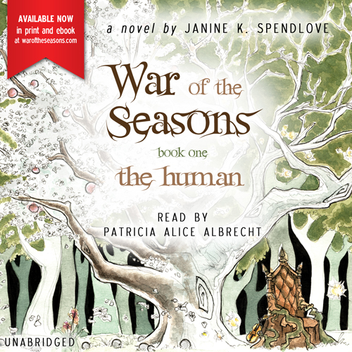 War of the Seasons: The Human, audiobook