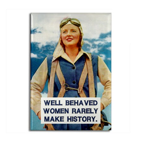 well_behaved_women_magnet